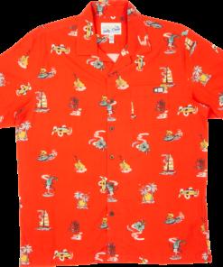 Camisa-Salty-Crew-Island-Daze-Woven