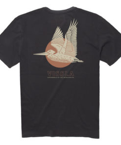 Camiseta-Vissla-Flying-Scoundrels-Te-gris-oscuro